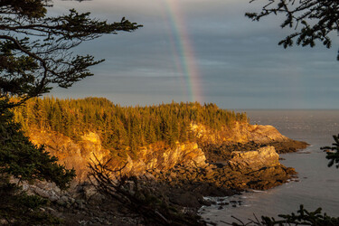 Top 10 Coastal Hikes in New Brunswick Story Image